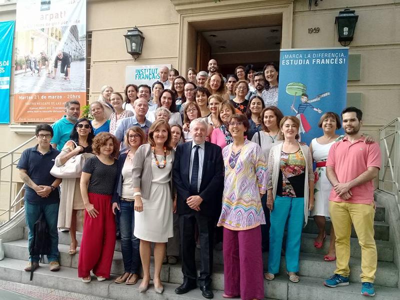 Séminaire des professeurs de français du Chili