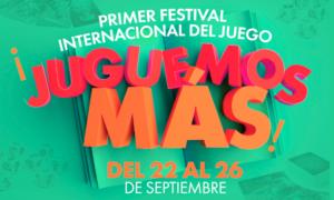 Primer Festival Internacional del Juego @ Centro Cultural Español | Providencia | Región Metropolitana | Chili