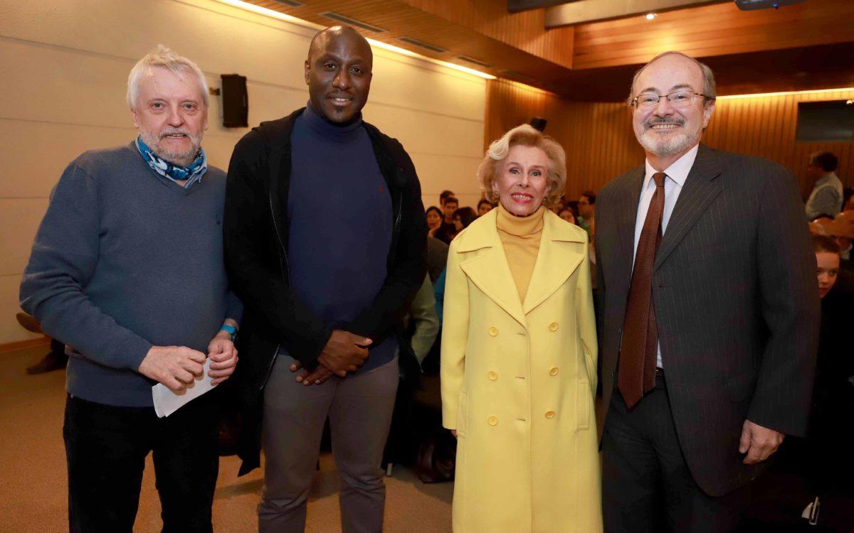 Lanzamiento del concurso de oratoria en francés
