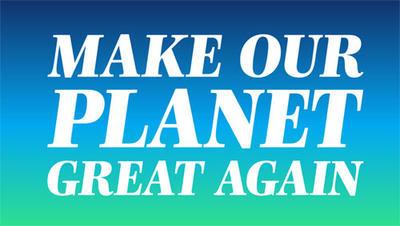 """Tres becados chilenos """"Make Our Planet Great Again"""" estudiarán en Francia soluciones contra el cambio climático"""