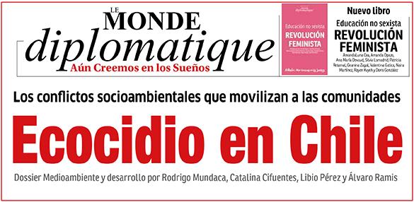 Descubran el último número de Le Monde Diplomatique