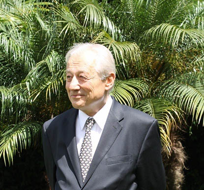 ¡Adiós querido Georges Couffignal !