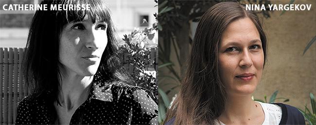 Rencontre littéraire: Catherine Meurisse dialogue avec Nina Yargekov
