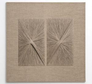 """Exposición de arte contemporáneo : """"Reencuentro"""" de Sheila Hicks"""