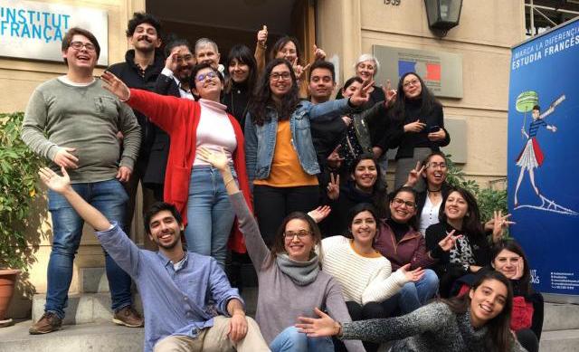 Lanzamiento Programa Asistente de Español en Francia