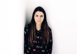 Alexandra Badea en el Encuentro de Dramaturgia Europea Contemporánea-EDEC