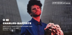 DJ-Set de CHARLES BAPTISTE samedi 20 juin à 22h00