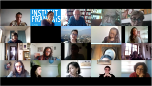 Retrouvez les Rencontres de l'Institut français en ligne !