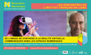 Novembre Numérique : encuentro con François Garnier