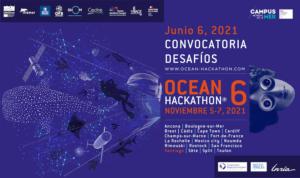 OCEAN HACKATHON® POR PRIMERA VEZ EN CHILE