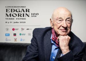 """[:es]EN DIRECTO: CONVERSATORIOS """"EDGAR MORIN, 100 AÑOS""""[:fr]EN DIRECT SUR SENADO TV : CONVERSATIONS """"EDGAR MORIN, 100 ANS""""[:]"""