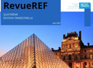 ¡Descubre RevueREF! la revista digital de los amantes del francés