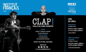 CLAP! CICLO DE CINE FRANCÉS