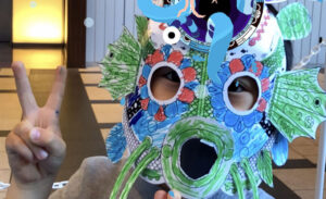NOVEMBRE NUMÉRIQUE: TALLERES DE CREACIÓN DE MÁSCARAS EN REALIDAD AUMENTADA